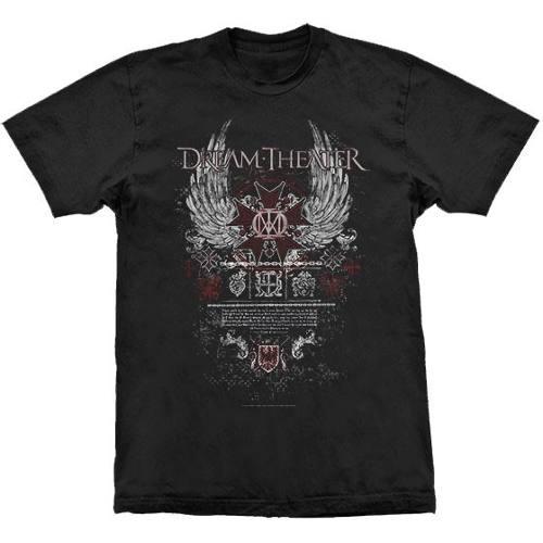 Camiseta Dream Theater Winged Majesty Icon