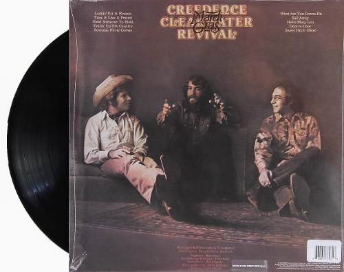 Lp Creedence Clearwater Revival Mardi Gras