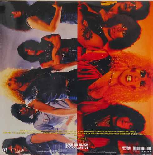 Lp Twisted Sister You Cant Stop Rock N Roll