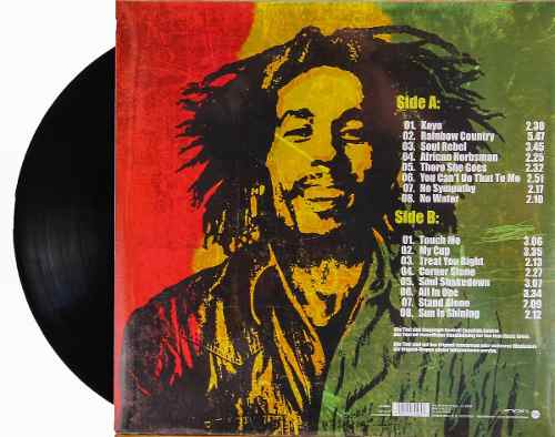 Lp Bob Marley The Best Of