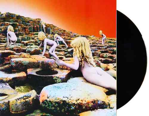 Lp Led Zeppelin Houses Of The Holy Deluxe