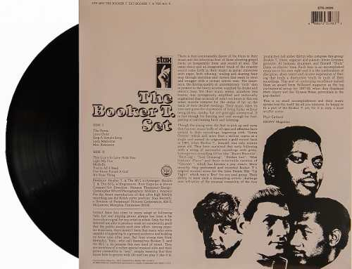 Lp The Booker T & The Mgs The Booker T