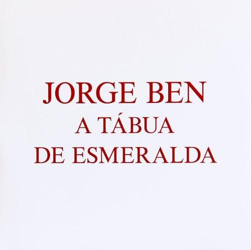 Lp Jorge Ben A Tabua De Esmeraldas