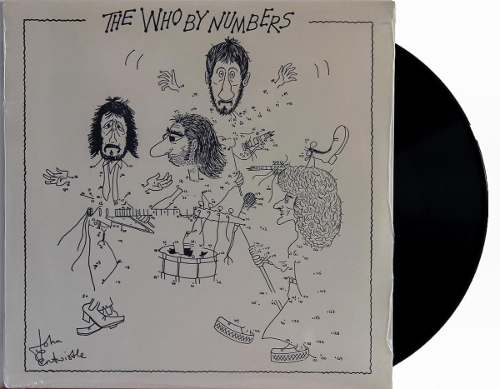 Lp The Who By Numbers
