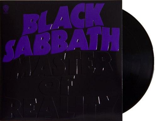 Lp Black Sabbath Master Of Reality