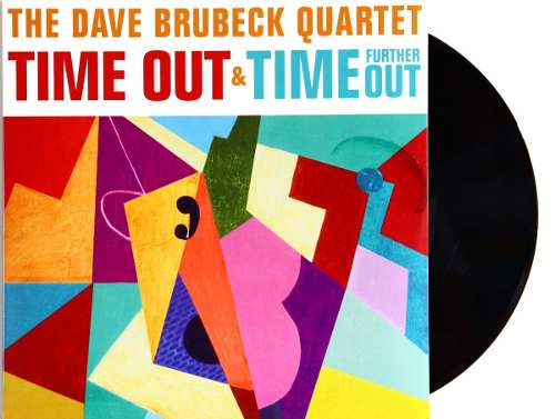 Lp Dave Brubeck Quartet Time Out & Time Further Out
