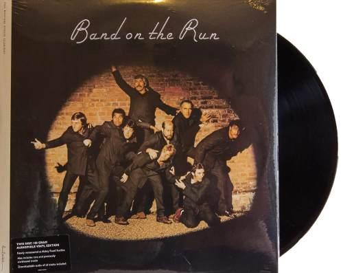 Lp Paul McCartney Band On The Run