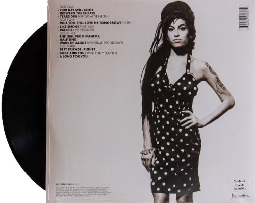 Lp Amy Winehouse Lioness Hidden Treasures