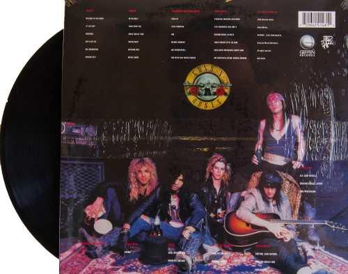 Lp Guns N Roses Appetite For Destruction