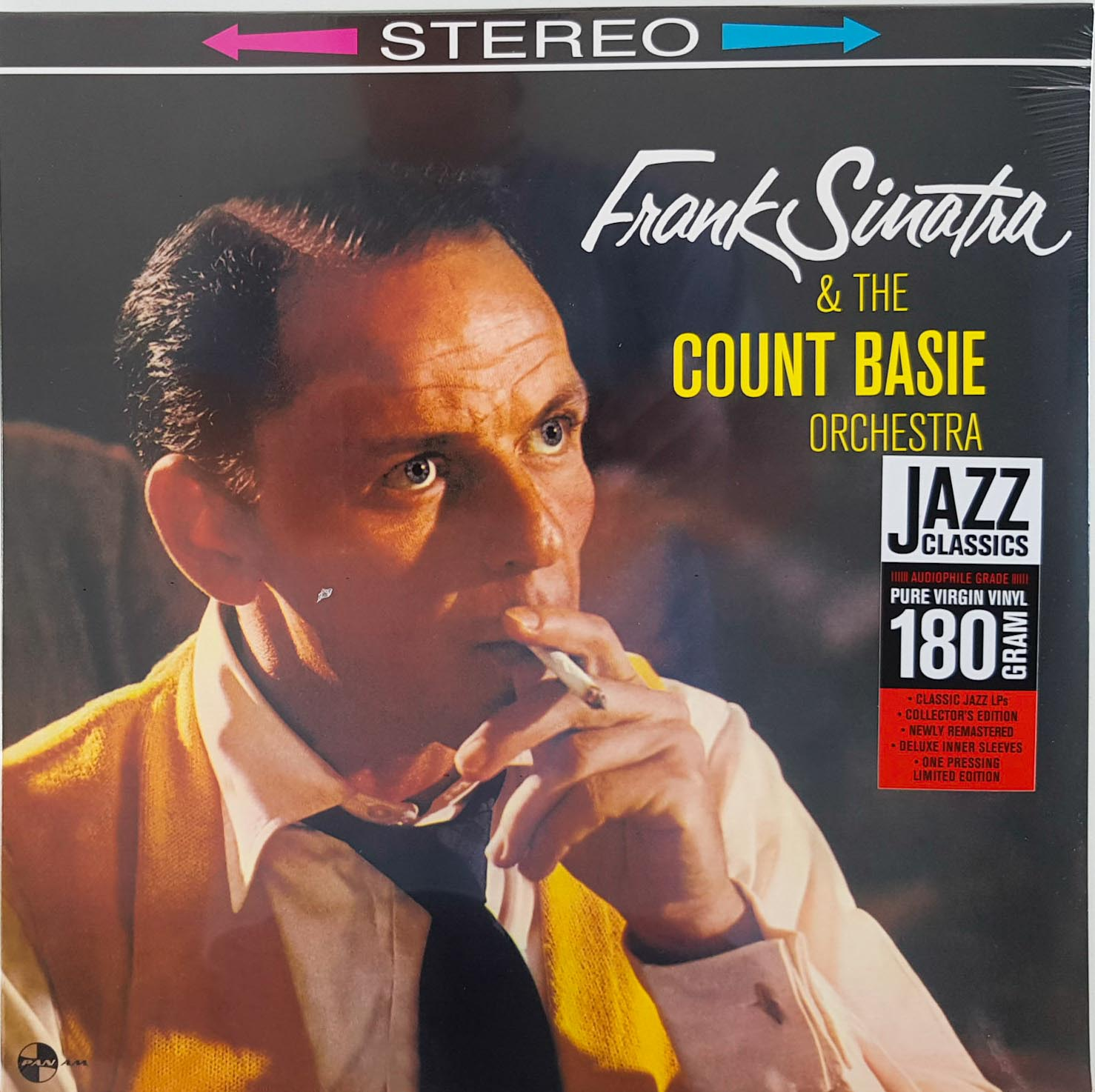 Lp Vinil Frank Sinatra & The Count Basie Orchestra
