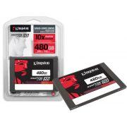 SSD SATA III 480G SERIE SUV300S37A KINGSTON