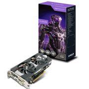 Placa De Vídeo ATI Radeon R9 270X Dual X Boost - 2Gb DDR5 256bits