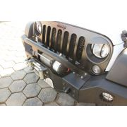 Para-Choque Dianteiro de Aço - Jeep Wrangler JK (2007-2016)