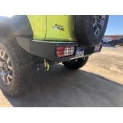 Para-choque Traseiro De Aço - Jimny Sierra