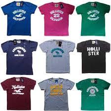 Kit C/ 10 Camisetas Masculinas Bordadas Diversas Marcas