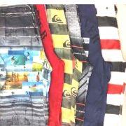 Bermuda Tactel Infantil Atacado Revenda Kit C/ 25 Shorts Top