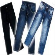 Calça Jeans Skinny Infantil Menino Atacado Revenda Promoção