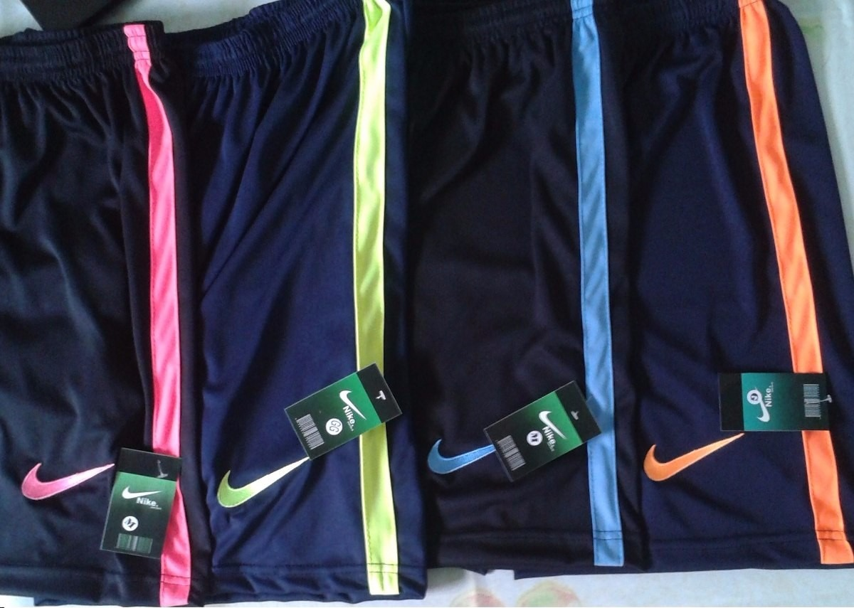 Kit c/ 20 BERMUDAS SHORTS CALÇÃO Nike ACADEMIA CORRIDA