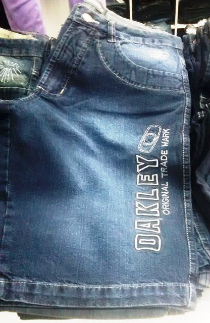 Kit C  20 Bermudas Jeans Bordadas Diversas Marcas - Magazinshop ... a655c798c4