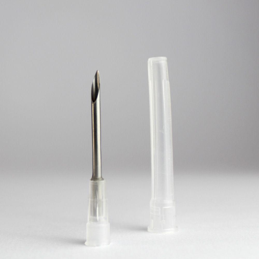 Agulha para microchip 2x12mm