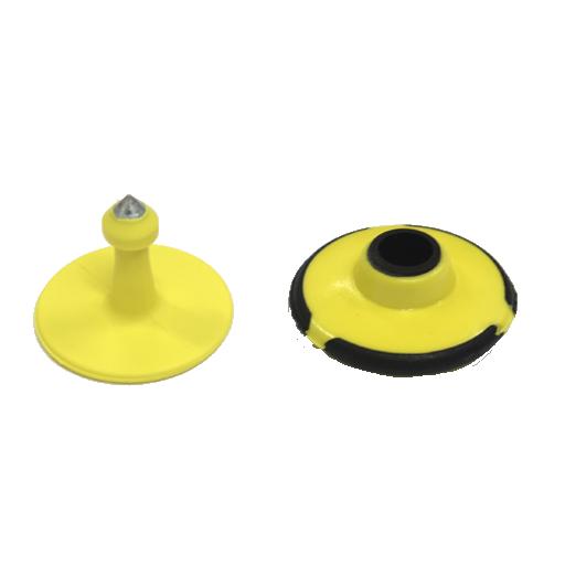 Brinco eletrônico (FDX) - Cabeça aberta - Embalagem com 25 unidades
