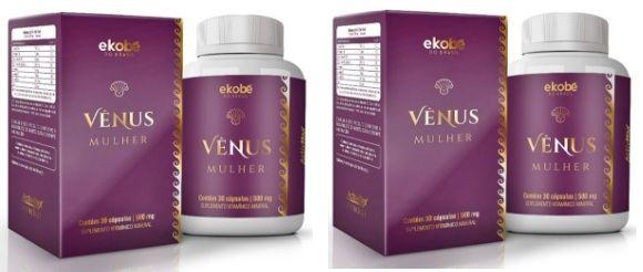 Vênus Mulher - Estimulante Sexual Feminino - 20% OFF | 02 Potes  - LA Nature