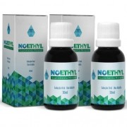 Noethyl - Anti-Alcool -  02 Frascos - 7% OFF