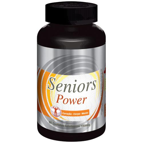 Seniors Power | 60 Cápsulas