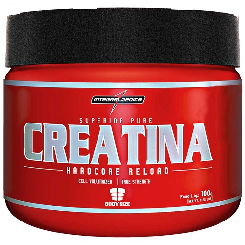 Creatina Reload Hardcore 100 g - Integralmédica   - LA Nature