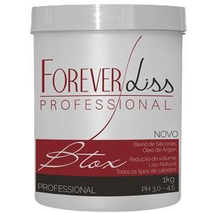 Forever Liss Btox Capilar Argan Oil 1KG  - LA Nature