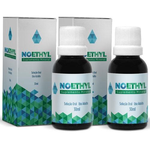 Noethyl - Anti-Alcool - 2 Potes - 7% de Desconto