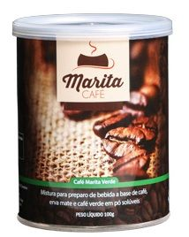 Café Marita Verde - 100g  - LA Nature
