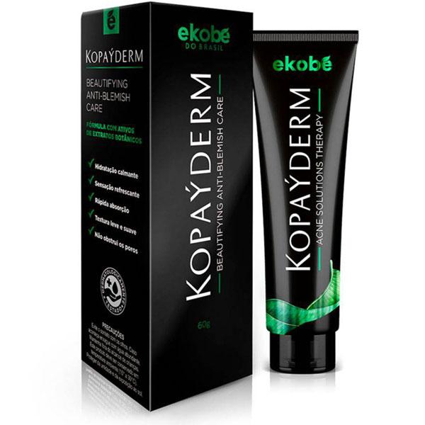 Kopayderm - 60g - Contra Cravos e Espinhas | Tratamento de Acnes  - LA Nature