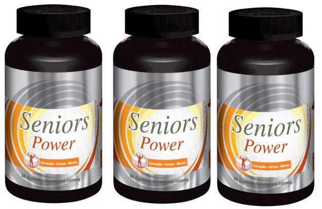 Seniors Power | Compre 2, Leve 3