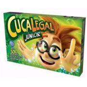 Jogo Cuca Legal Junior - Pais E Filhos