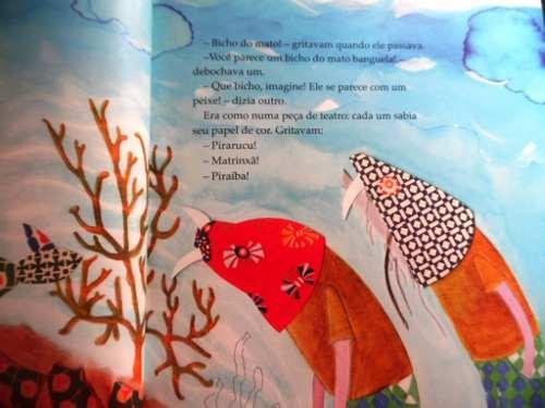 Livro - Seres Fantásticos Do Folclore Brasileiro