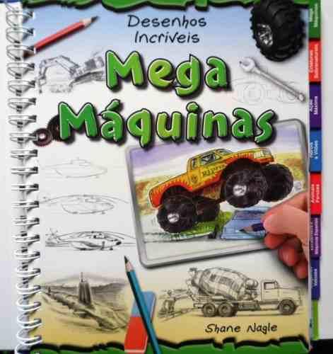 Livro Desenhos Incríveis