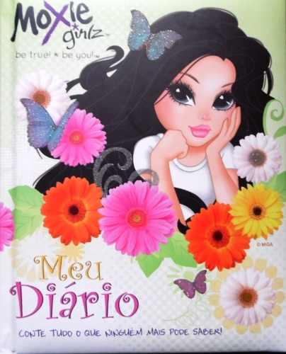 Moxie Girlz - Meu Diario