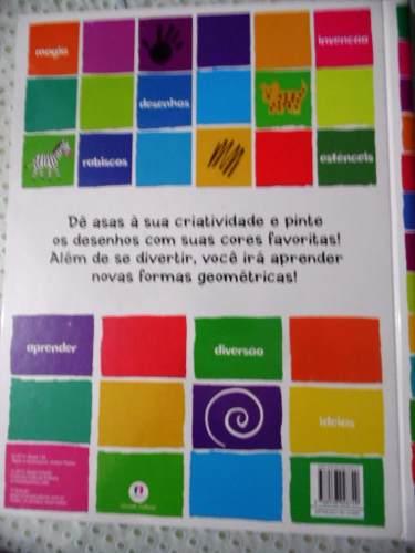 Meu Grande Livro De Estencil