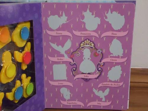 Livro Princesinha Sofia - Prenda e Aprenda