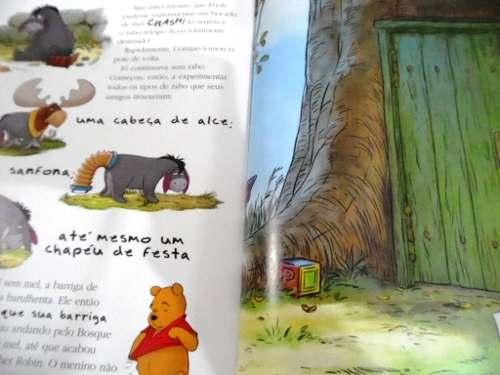 Divirta-se Com Pooh - Col. Disney Winnie The Pooh - Com Ímã do Ursinho Pooh
