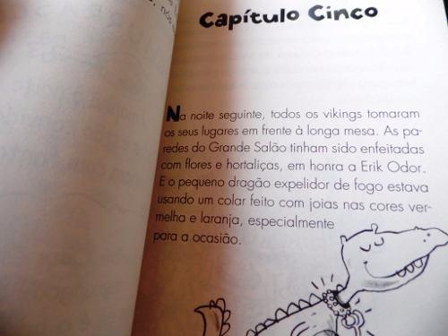 Livro Vikings - Espinho Encravado E O Ovo Gigante
