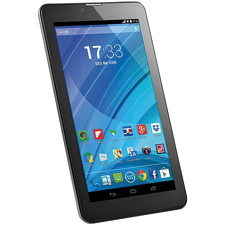 Tablet Multilaser M7 3g Quad Core Preto - Nb223