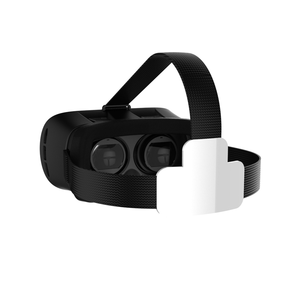 Oculos Smartphone Cardboard 3d Vr Box Plus