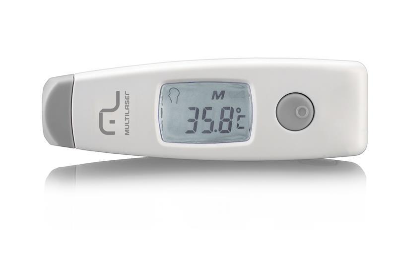 Termometro Sem Toque Multilaser Bb007