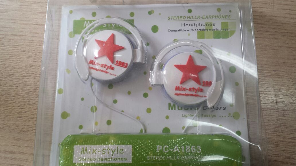 Headphone Mix Style 5578