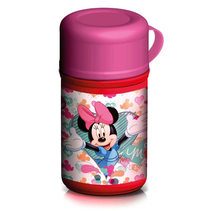 Garrafinha plástica Minnie Disney Gedex Y-015