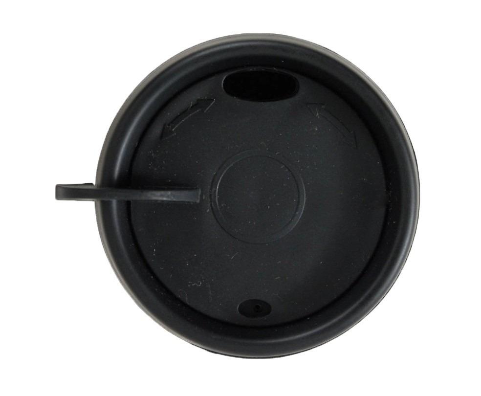 Caneca PVC Térmica 400ml Branco