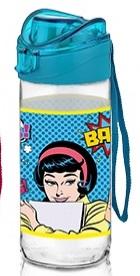 Garrafa para agua 500 ml Azul