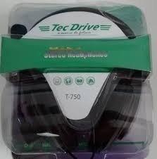 Gamer Headset Profissional Tec Drive T-750